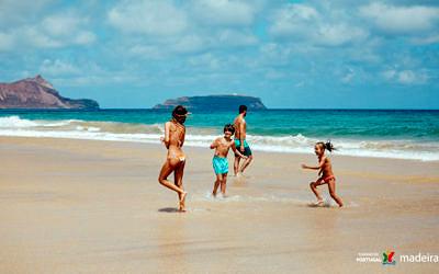 Insel Porto Santo – Herbstferien ab 19.10. noch Plätze frei! Sonne und Strand fernab vom Massentourismus