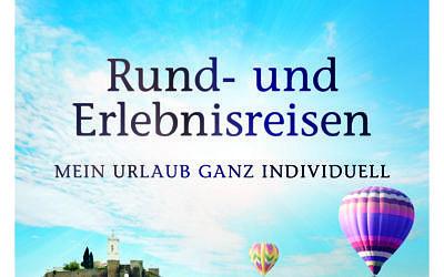NEU – OLIMAR Rund- und Erlebnisreisen Katalog 2020