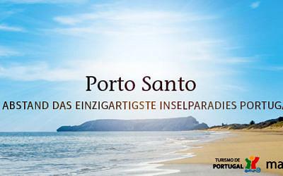 OLIMAR fliegt im September und Oktober 2020 nach Porto Santo